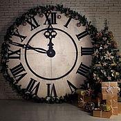"""Подарки к праздникам ручной работы. Ярмарка Мастеров - ручная работа Фотозона """"Когда часы 12 бьют"""". Handmade."""