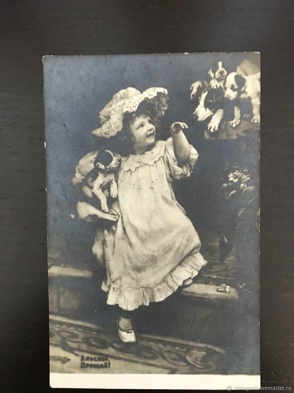 Открытки дню, старые открытки до 1920