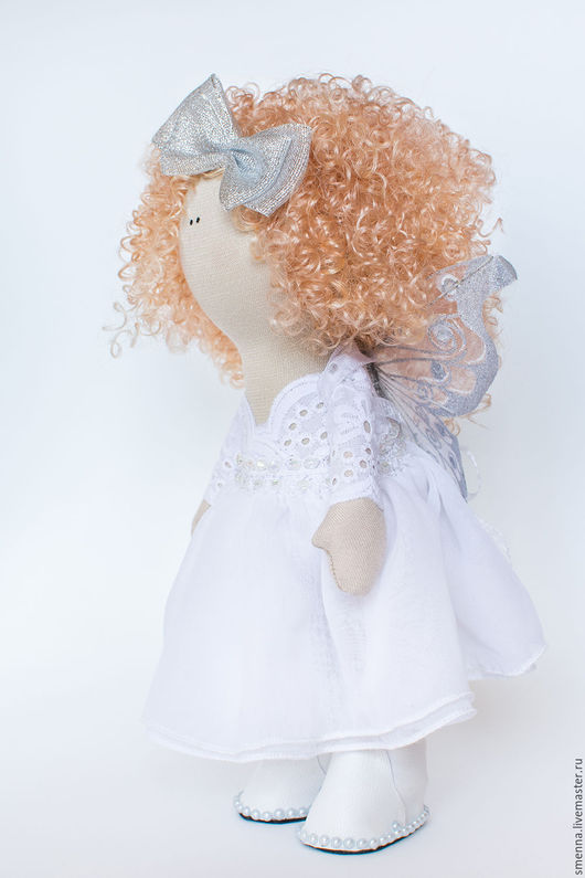 Коллекционные куклы ручной работы. Ярмарка Мастеров - ручная работа. Купить Интерьерная кукла ручной работы. Handmade. Комбинированный