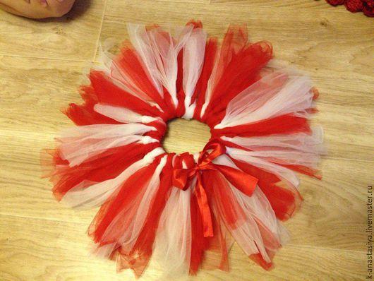 Одежда для девочек, ручной работы. Ярмарка Мастеров - ручная работа. Купить Юбка из фатина (юбка ту-ту). Handmade. из фатина
