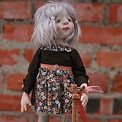Куклы и игрушки ручной работы. Ярмарка Мастеров - ручная работа Звонкий ручеёк. Handmade.