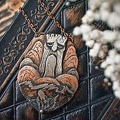 """Украшения ручной работы. Ярмарка Мастеров - ручная работа Кулон """"Каменный великан"""". Handmade."""