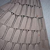 """Одежда ручной работы. Ярмарка Мастеров - ручная работа Юбка """"Купол"""" большой размер. Handmade."""
