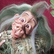 """Куклы и игрушки ручной работы. Ярмарка Мастеров - ручная работа """"Да,Кикимора!И что?"""". Handmade."""