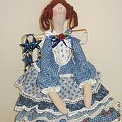 Куклы и игрушки ручной работы. Ярмарка Мастеров - ручная работа Тильда кукла Мелани. Handmade.