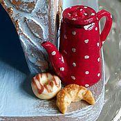 """Для дома и интерьера ручной работы. Ярмарка Мастеров - ручная работа Чайный домик """"Чаепитие в розовом саду""""2. Handmade."""