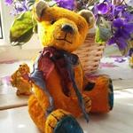 Медведи ТЕДДИ и их уютный ДОМ - Ярмарка Мастеров - ручная работа, handmade
