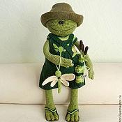 Куклы и игрушки ручной работы. Ярмарка Мастеров - ручная работа Гоша. Handmade.