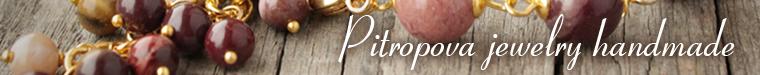 Katerina Pitropova jewelry handmade