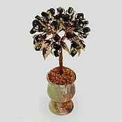 handmade. Livemaster - original item Agate tree