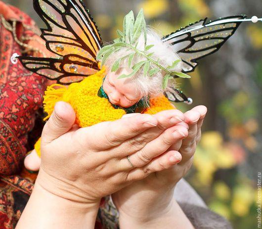 Куклы-младенцы и reborn ручной работы. Ярмарка Мастеров - ручная работа. Купить Rose Fairy  by Clymer Creations. Handmade.