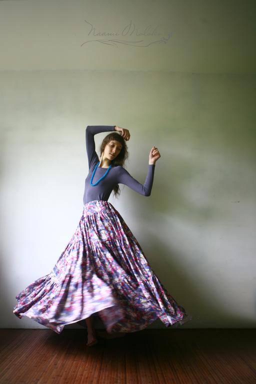 """Юбки ручной работы. Ярмарка Мастеров - ручная работа. Купить Юбка """"Калила"""". Handmade. Разноцветный, большая юбка"""
