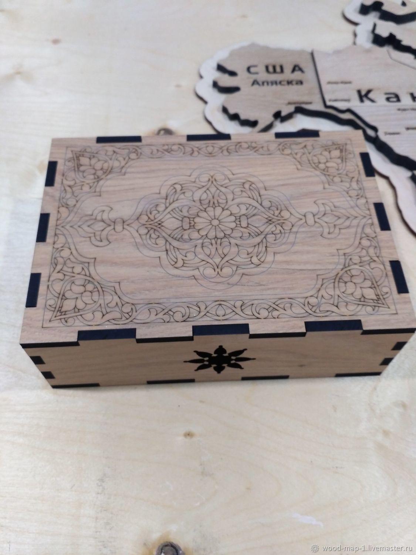 The pattern box, Box, Rostov-on-Don,  Фото №1
