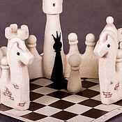 Куклы и игрушки ручной работы. Ярмарка Мастеров - ручная работа Грёзы Белой Пешки. Handmade.