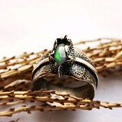 Украшения handmade. Livemaster - original item Tropical Orchid ring. Handmade.
