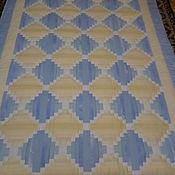 Для дома и интерьера ручной работы. Ярмарка Мастеров - ручная работа Тысяча лоскутков.Лоскутное одеяло. Handmade.