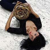 """Сумки и аксессуары ручной работы. Ярмарка Мастеров - ручная работа Эксклюзивная кожаная сумка """"Венера"""". Handmade."""