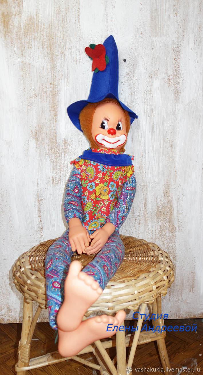Винтажные куклы и игрушки. Ярмарка Мастеров - ручная работа. Купить Винтаж   Реставрация игрушки ... 9204e465ec8