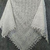 Шали ручной работы. Ярмарка Мастеров - ручная работа Шаль -платок. Handmade.