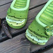 Обувь ручной работы. Ярмарка Мастеров - ручная работа Весенние. Handmade.