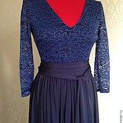 """Одежда ручной работы. Ярмарка Мастеров - ручная работа Вечернее платье """"Венеция"""" от SOLOdress. Handmade."""