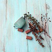"""Картины и панно ручной работы. Ярмарка Мастеров - ручная работа Фотофон """"Нежный Прованс"""" двухсторонний, 60см на 60см. Handmade."""