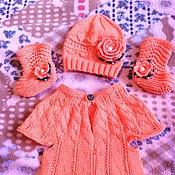 """Одежда ручной работы. Ярмарка Мастеров - ручная работа Комплект """"Маленькая принцесса"""". Handmade."""