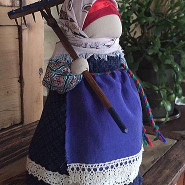 Куклы и игрушки ручной работы. Ярмарка Мастеров - ручная работа «Хозяюшка». Handmade.