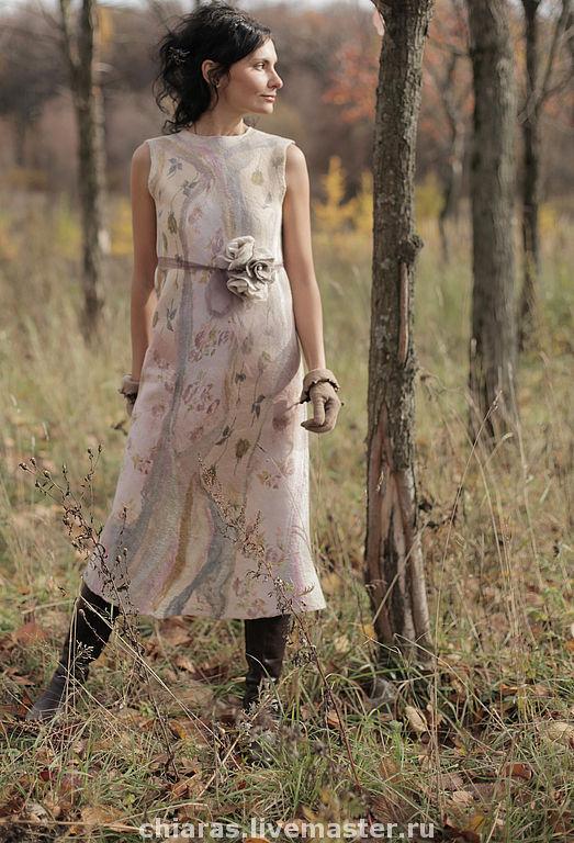 """Платья ручной работы. Ярмарка Мастеров - ручная работа. Купить платье """"молочные реки.."""". Handmade. Авторское платье"""