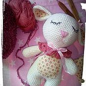Куклы и игрушки ручной работы. Ярмарка Мастеров - ручная работа Сонный барашек. Handmade.