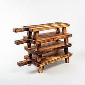 Посуда handmade. Livemaster - original item Set of serving boards for serving dishes and snacks RDN18. Handmade.