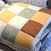 handmade. Livemaster - original item Patchwork quilt