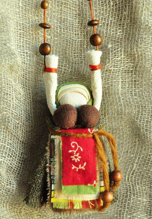 Народные куклы ручной работы. Ярмарка Мастеров - ручная работа. Купить обережная куколка Радостея. Handmade. Комбинированный, русская кукла