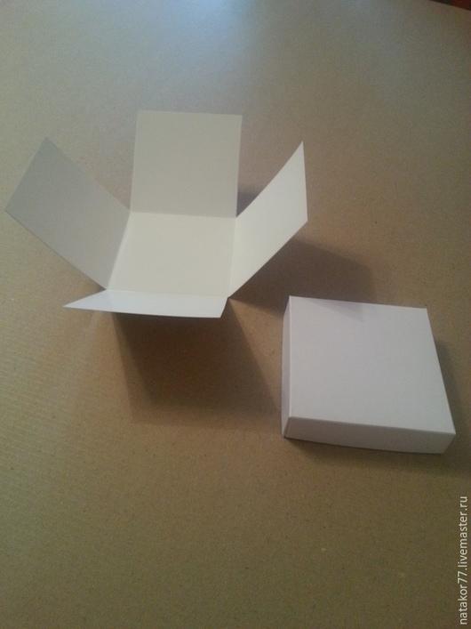 Персональные подарки ручной работы. Ярмарка Мастеров - ручная работа. Купить Коробочка из дизайнерской бумаги. Handmade. Разноцветный, упаковка для подарка