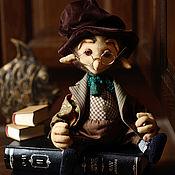 Куклы и игрушки ручной работы. Ярмарка Мастеров - ручная работа Шульц- маленький гном. Handmade.
