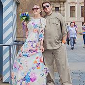 """Платья ручной работы. Ярмарка Мастеров - ручная работа платье """" Любимое"""". Handmade."""