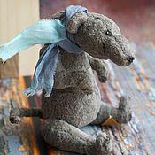Куклы и игрушки handmade. Livemaster - original item Artist toy Teddy Mouse Symbol of new 2020 year. Handmade.