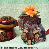 Русский стиль ручной работы. Ярмарка Мастеров - ручная работа Оберег для студентов Халява. Handmade.