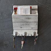"""Ключницы ручной работы. Ярмарка Мастеров - ручная работа Органайзер ключница """"Прованс NEW"""". Handmade."""