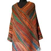 """Одежда ручной работы. Ярмарка Мастеров - ручная работа Пончо """"Марокко"""". Handmade."""