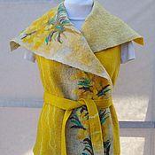 Одежда handmade. Livemaster - original item vest: