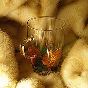 """Посуда ручной работы. Ярмарка Мастеров - ручная работа Чашка для чая """"Радость"""". Handmade."""