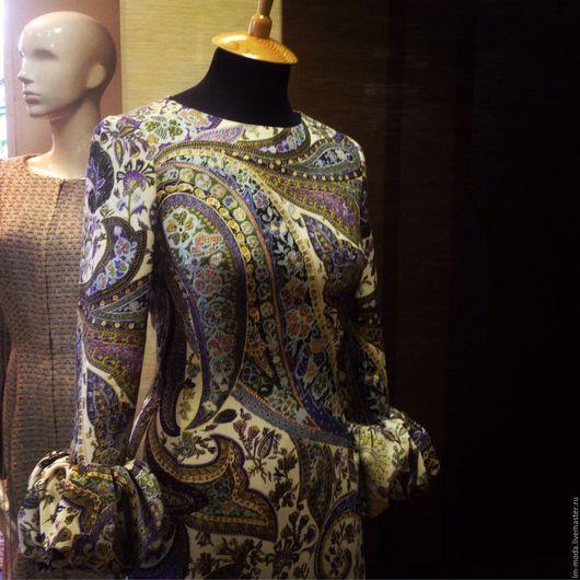 """Верхняя одежда ручной работы. Ярмарка Мастеров - ручная работа. Купить Платье """"Вдохновение """". Handmade. Платье, реплика"""
