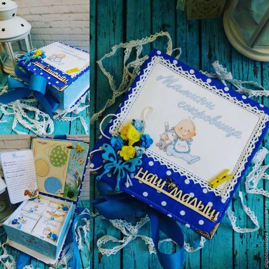 Подарки для новорожденных, ручной работы. Ярмарка Мастеров - ручная работа. Купить Подарки для новорожденных. Handmade. Комбинированный, подарок на день рождения