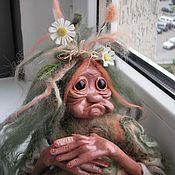 """Куклы и игрушки ручной работы. Ярмарка Мастеров - ручная работа Кукла  """"Тётушка Флора"""". Handmade."""