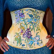 """Одежда ручной работы. Ярмарка Мастеров - ручная работа Корсет """"Blossom"""". Handmade."""