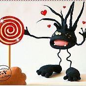 Куклы и игрушки ручной работы. Ярмарка Мастеров - ручная работа Мистер Джункус. Handmade.