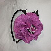 Аксессуары ручной работы. Ярмарка Мастеров - ручная работа украшения  из кожи. Handmade.