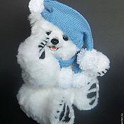 Куклы и игрушки ручной работы. Ярмарка Мастеров - ручная работа Мишка Бон-Бон. Handmade.