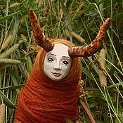 Куклы и игрушки ручной работы. Ярмарка Мастеров - ручная работа кукла Бодхо. Handmade.